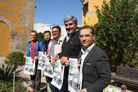 Acto de presentación de  la XIV Carrera Pedestre, en Andújar.