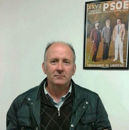 El concejal socialista en Andújar, Luis Salas.