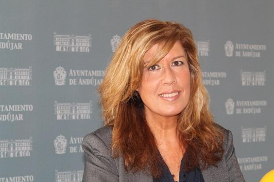 La concejala de Mujer e Igualdad, Rosa María Fernández de Moya.