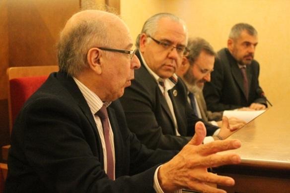El alcalde de Andújar, Jesús Estrella, ha valorado positivamente la finalización del estudio.
