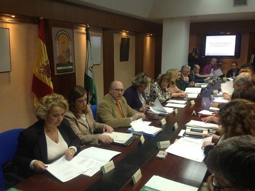 Reunión del Foro Provincial de la Inmigración.