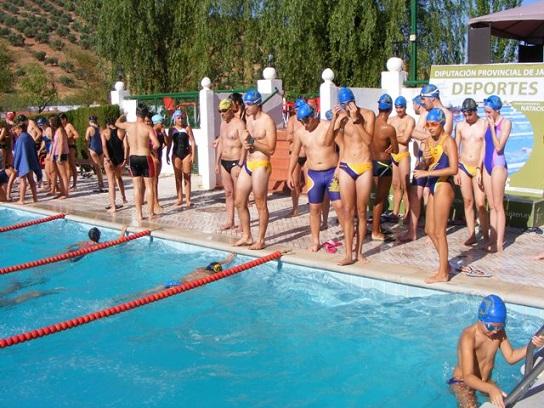 Un total de 231 nadadores han participado en esta nueva edición del circuito.