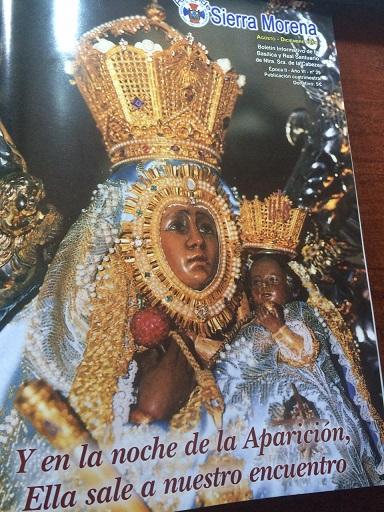 Portada del nº 29 de la Revista Aires de Sierra Morena.