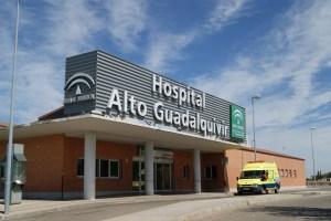 Hospital Comarcal de Andújar.