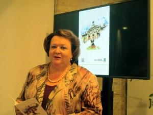 Pilar Parra ha informado sobre los principales datos de la Memoria de Recaudación de 2014.
