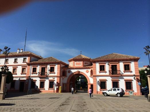 La Junta pone en venta un solar en Andújar para 72  viviendas.