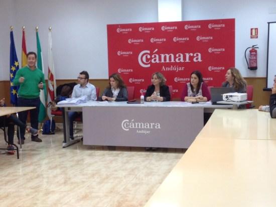 Inicio del curso para que casi 40 jóvenes de Andújar obtengan el certificado en ESO.