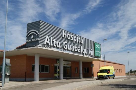 Hospital Alto Guadalquivir, de Andújar.