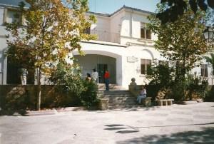 Un colegio público en la Comarca de Andújar.