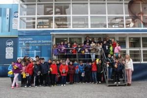 Las actividades de promoción de salud bucodental van dirigidas a niños de 0 a 12 años.
