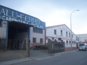Polígono Industrial de Lopera.