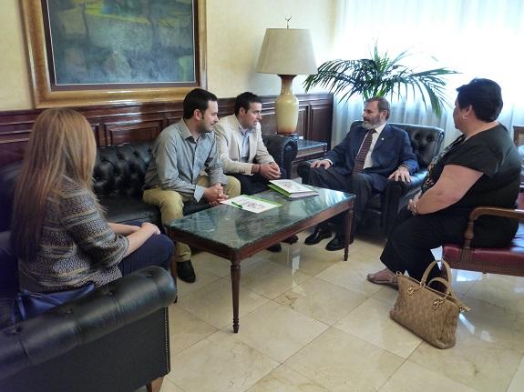 26-05-16 Visita UPA-Jaén