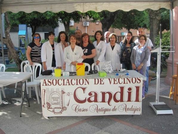 Jornadas de Participación Ciudadana en Andújar  (junio-15)