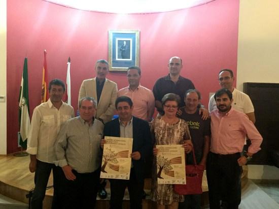 "Acto de presentación del XIX Meeting Internacional de Atletismo ""Memorial Francisco Ramón Higueras-Jaén Paraíso Interior""."
