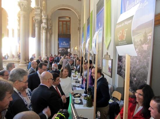 La Feria del Aceite, que es una de las principales actividades de la Fiesta Anual del Primer Aceite de Jaén, se desarrolló en la anterior edición en la capital jiennense.