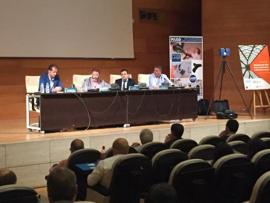 El delegado territorial de Fomento y Vivienda, Rafael Valdivielso, clausuró estas jornadas.