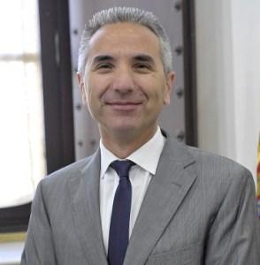 El portavoz del Gobierno Andaluz, Miguel Ángel Vázquez. Foto: Junta de Andalucía.