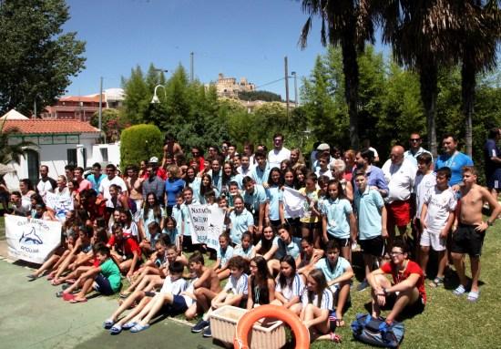 Jornada del circuito celebrada en Alcalá la Real.