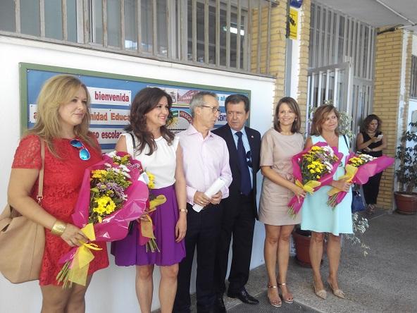 Linares ha acogido el acto inaugural del curso escolar 2016-2017 en la provincia de Jaén.