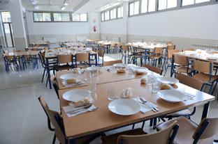 Comedor escolar. Foto: Junta de Andalucía.
