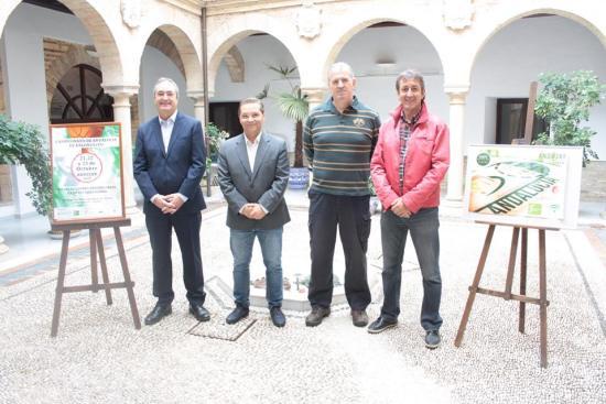 Acto de presentación del Andaluz de baloncesto cadete.