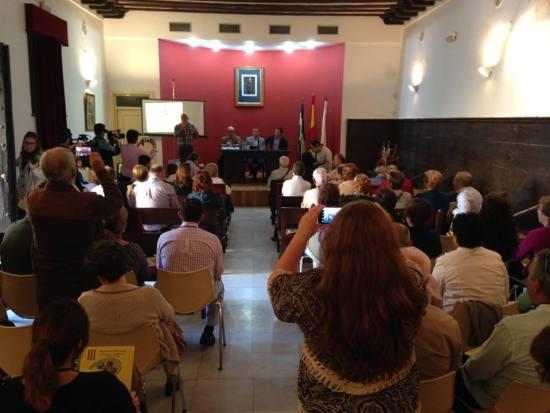 Un instante de este encuentro provincial celebrado en Andújar. Foto:  Ayto. Andújar.