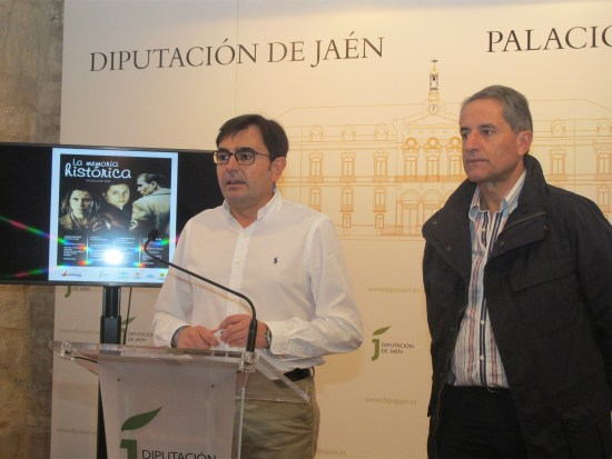 Juan Ángel Pérez ha presentado este ciclo junto a Miguel Ángel Valdivia.