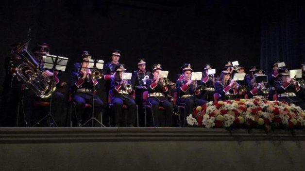 Actos musicales para celebrar Santa Cecilia en Villanueva de la Reina.