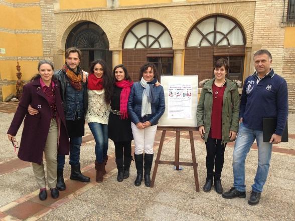 Acto de presentación de la Escuela de Artes Escénicas y Creativas de Andújar.