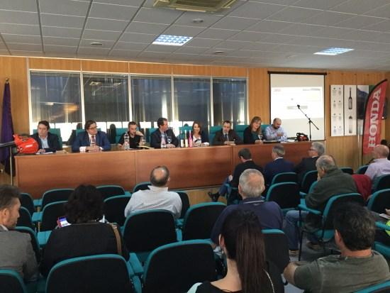 """La delegada del Gobierno, Ana Cobo, ha participado en la inauguración de la jornada formativa """"Oliva Day""""."""