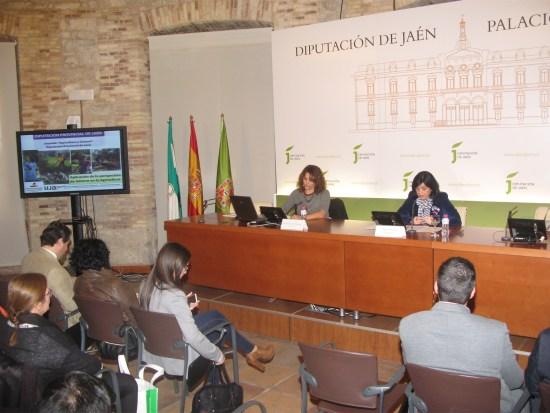 """Inauguración de la jornada """"Agricultura y género""""."""