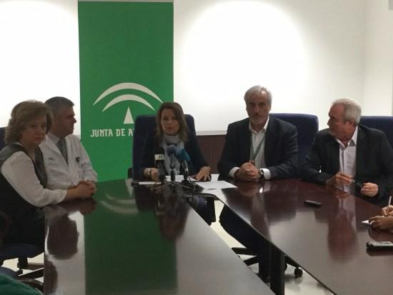 Ana Cobo, Teresa Vega, José Luis Salcedo y Pedro Sánchez han presentado esta iniciativa.