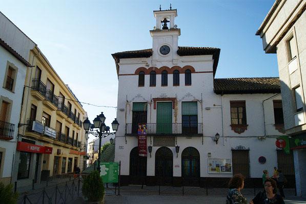 El instituto Virgen de la Cabeza de Marmolejo se verá beneficiado con estas obras.