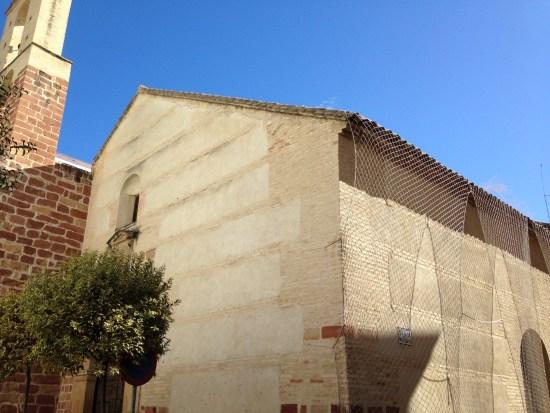 Iglesia de Santa Marina, en Andújar.