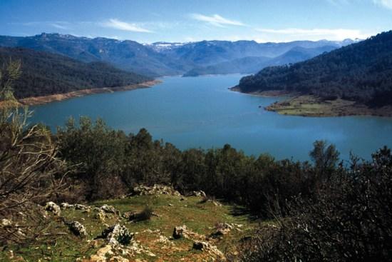 Una imagen del Parque Natural Sierra de Cazorla.