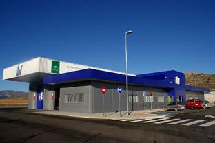 Estación de Inspección Técnica de Vehículos. Foto: Junta de Andalucía.