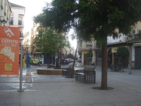 Una imagen de la ciudad de Andújar.