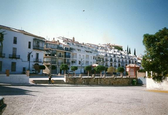 Una imagen de la ciudad de Arjona.