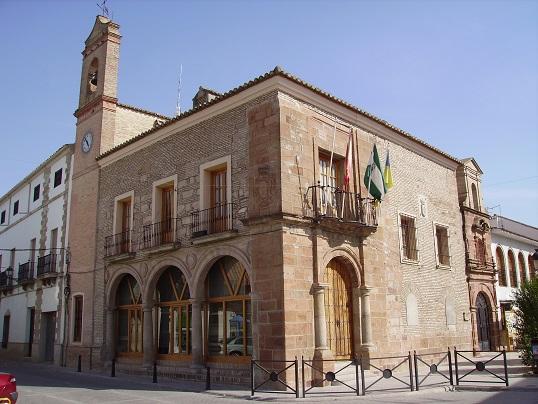 Ayuntamiento de Villanueva de la Reina.