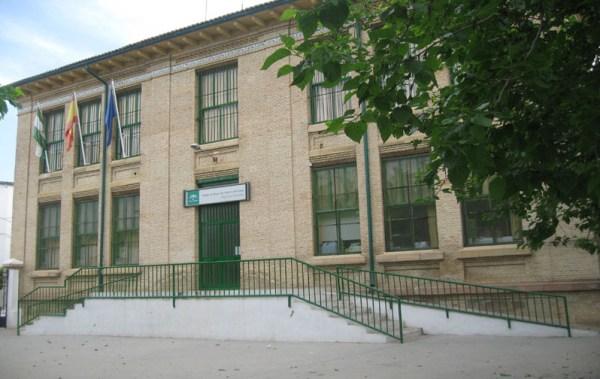 Colegio Público Miguel de Cervantes de Lopera.