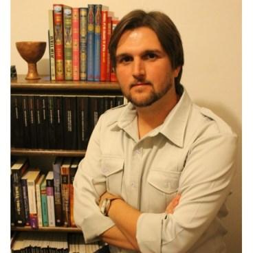 El escritor arjonillero Manuel Jesús Segado-Uceda.