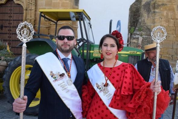 Romería de San Isidro Labrador en Lopera