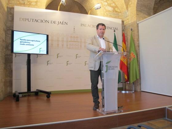 Ayudas de la Diputación de Jaén para la agricultura