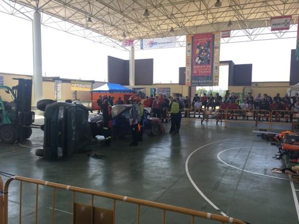 III Campeonato de España de Rescate en Accidentes de Tráfico