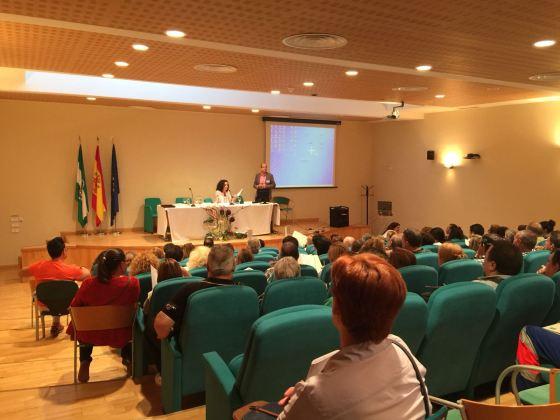 X Jornada de Prevención de Cáncer Colorrectal en Andújar