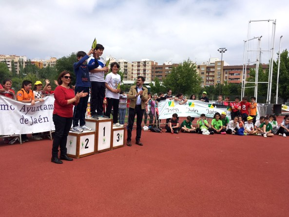 Meeting Internacional de Atletismo Jaén Paraíso Interior