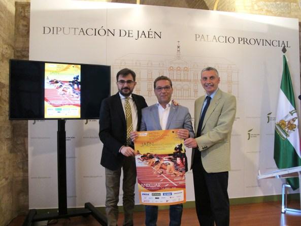 Meeting Internacional de Atletismo Jaén, paraíso interior