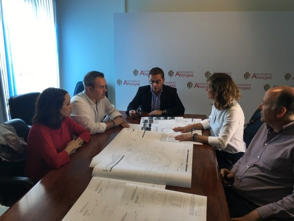 Fondos DUSI en Andújar