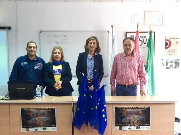 Día de Europa en Andújar