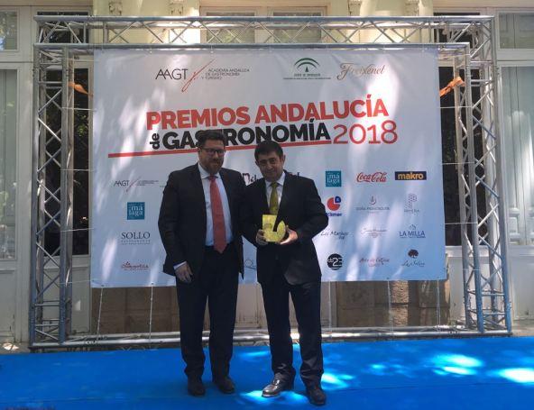 Premio Andalucía de Gastronomía